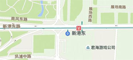 M-商务合作-地图