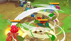 君海游戏3D新作实战截图第一弹 赶超炉石?