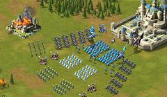 真实模拟史诗战争 君海《英雄文明》可结盟占领城市