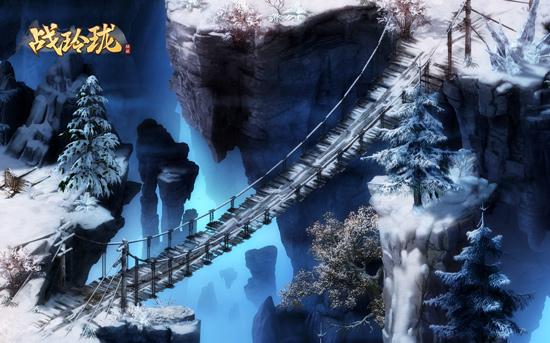 热血骑战与诗意仙侠结合:《战玲珑》原画曝光